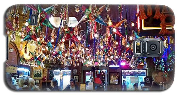 Mariachi Bar In San Antonio Galaxy S5 Case
