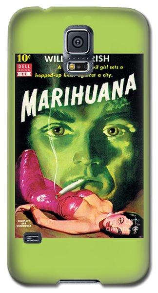 Marihuana Galaxy S5 Case