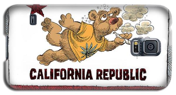 Marijuana Referendum In California Galaxy S5 Case