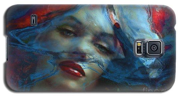 Marilyn 128 A 4 Galaxy S5 Case