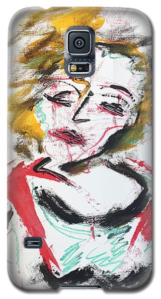 Marilyn Abstract Galaxy S5 Case