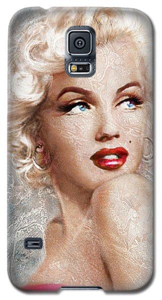 Marilyn Danella Ice Galaxy S5 Case
