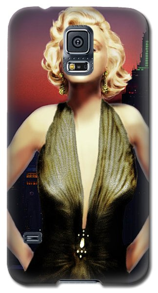 Marilyn Forever Galaxy S5 Case