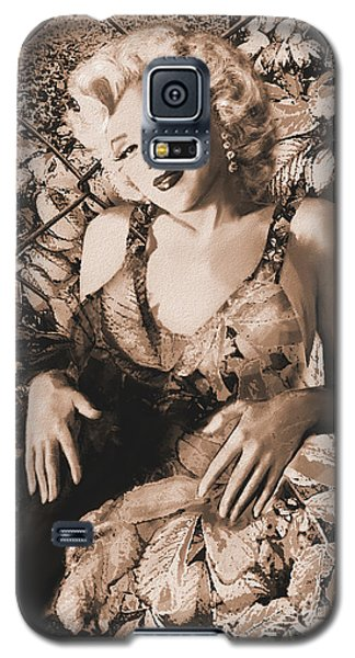 Marilyn Monroe 126 A 'sepia' Galaxy S5 Case