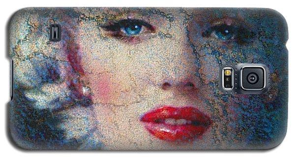 Marilyn Monroe 132 A Galaxy S5 Case