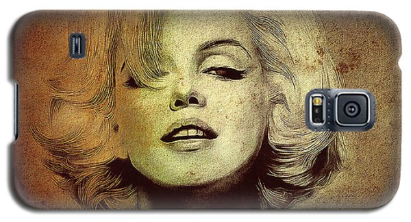Marilyn Monroe Star Galaxy S5 Case