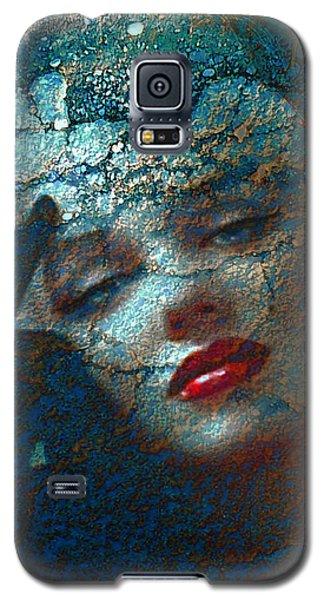 Marilyn Str. 1 Galaxy S5 Case