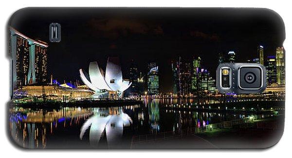 Marina Bay Sands Galaxy S5 Case by Joerg Lingnau