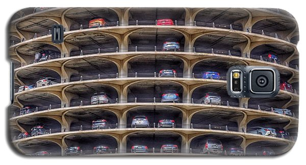 Marina City Chicago Galaxy S5 Case