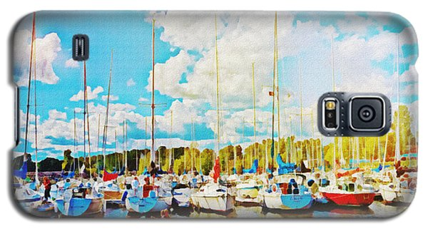 Marina In The Summertime Galaxy S5 Case