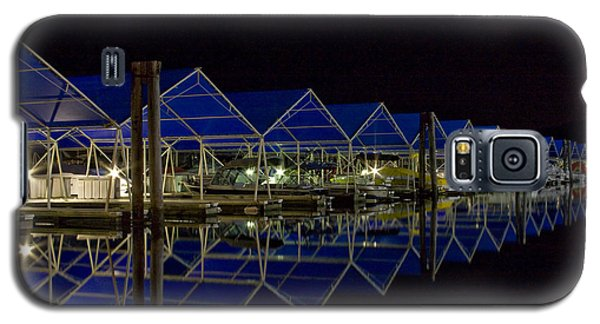 Marina Reflected Galaxy S5 Case