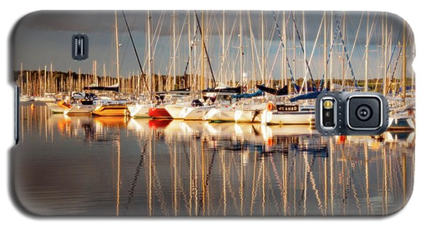 Marina Sunset 6 Galaxy S5 Case