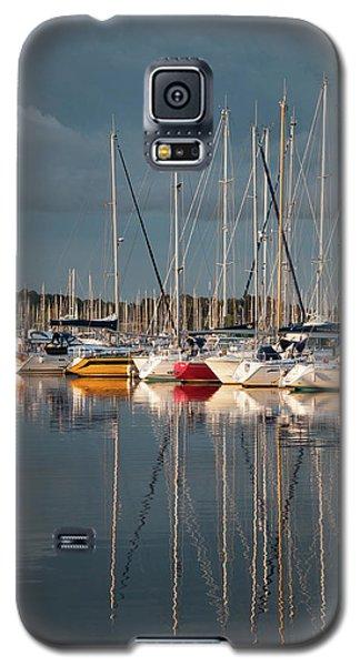 Marina Sunset 8 Galaxy S5 Case