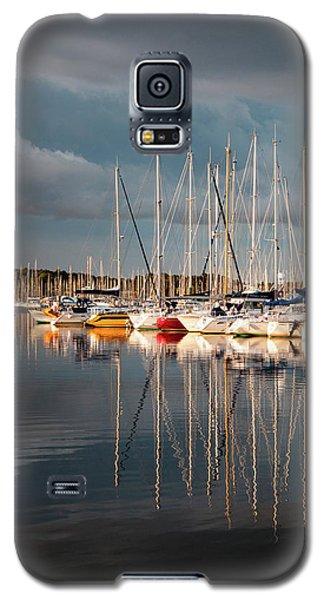 Marina Sunset 9 Galaxy S5 Case