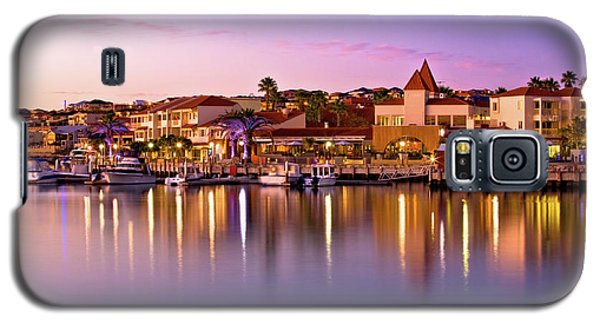 Marina Sunset, Mindarie Galaxy S5 Case by Dave Catley