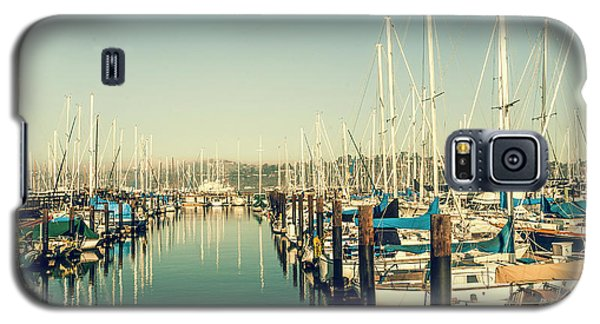 Marinaside Sausalito California Galaxy S5 Case