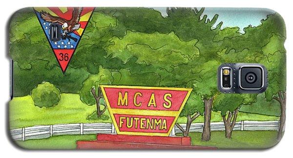 Marine Aircraft Group At Mcas Futenma Galaxy S5 Case