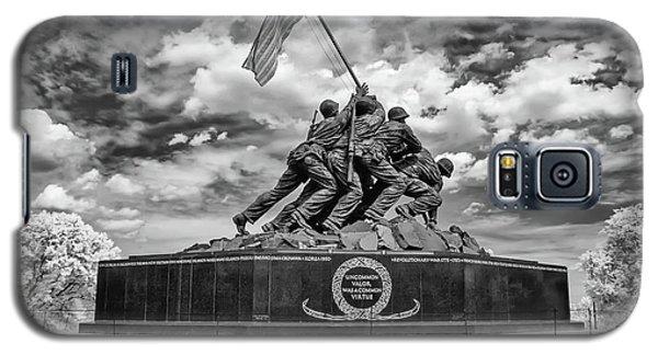 Marine Corps War Memorial Galaxy S5 Case