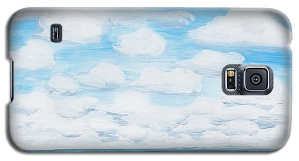 Marine Layer Breaking Up Galaxy S5 Case