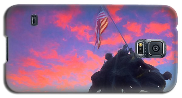 Marines At Dawn Galaxy S5 Case