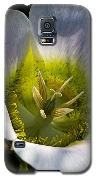 Mariposa Lily Galaxy S5 Case