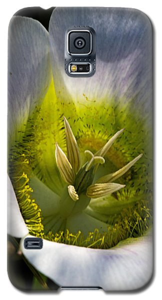 Mariposa Lily Galaxy S5 Case by Alana Thrower