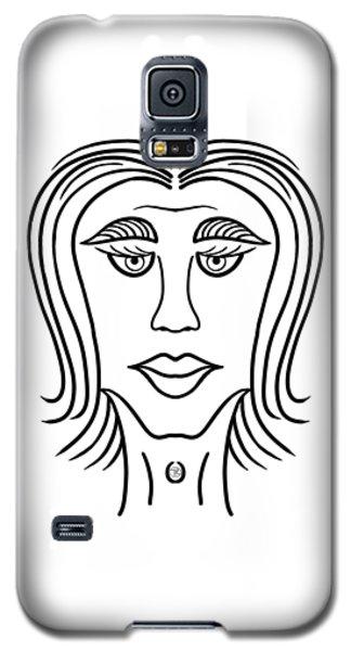 Mariza Galaxy S5 Case