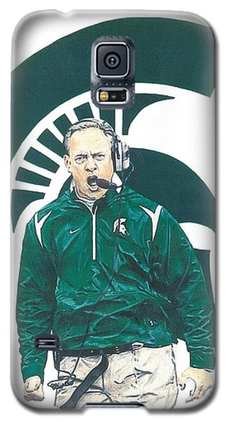 Mark Dantonio Galaxy S5 Case