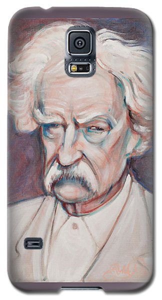 Mark Twain Galaxy S5 Case