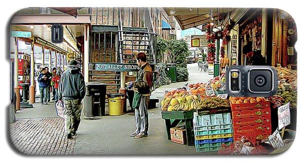 Market Alley Wares Galaxy S5 Case