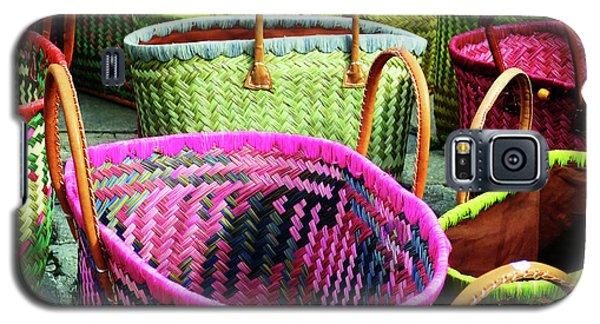 Market Baskets - Libourne Galaxy S5 Case