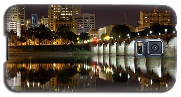 Market Street Bridge Reflections Galaxy S5 Case