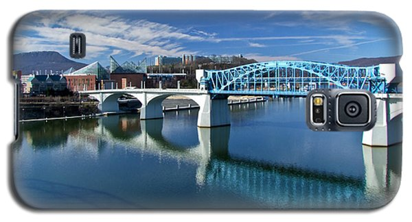 Market Street Bridge  Galaxy S5 Case