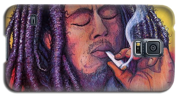 Marley Smoking Galaxy S5 Case