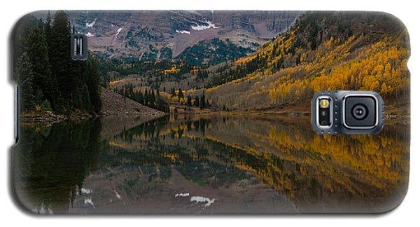 Maroon Bells Galaxy S5 Case by Gary Lengyel