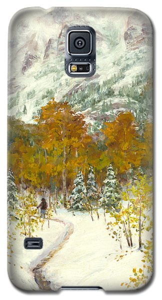 Maroon Bells-snowmass Wilderness Trek Galaxy S5 Case