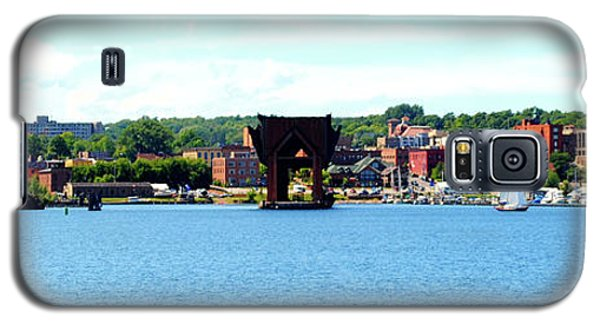 Marquette Michigan Harbor One Galaxy S5 Case