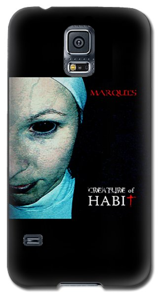 Marquis - Creature Of Habit Galaxy S5 Case