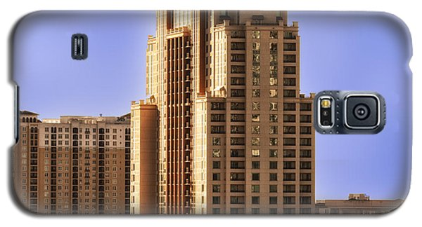 Galaxy S5 Case featuring the photograph Marriott Of Tampa Bay by Linda Constant