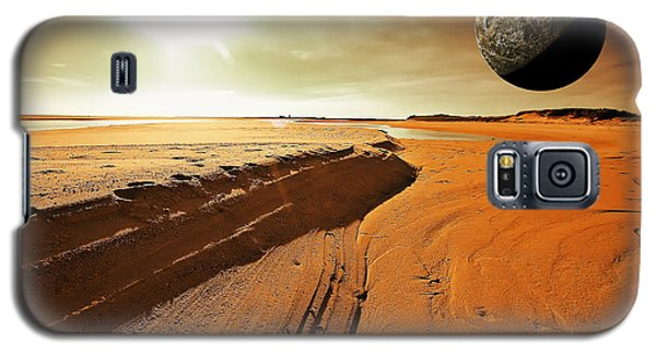 Mars Galaxy S5 Case by Dapixara Art