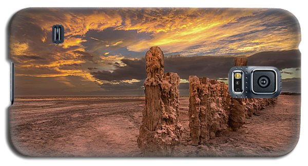 Galaxy S5 Case featuring the photograph Mars by Peter Tellone