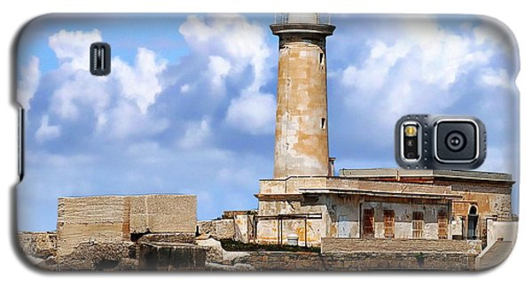 Marsala Lighthouse Galaxy S5 Case