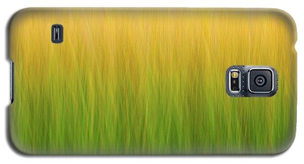Marsh Grass Galaxy S5 Case