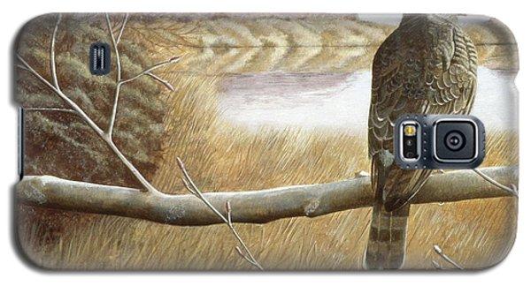 Marsh Hawk Galaxy S5 Case