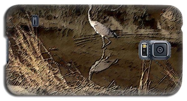 Marsh Bird Galaxy S5 Case