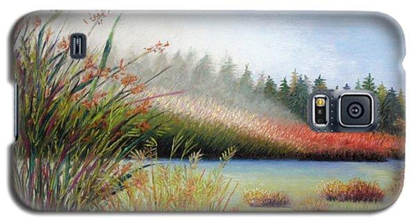 Marsh Morning Galaxy S5 Case