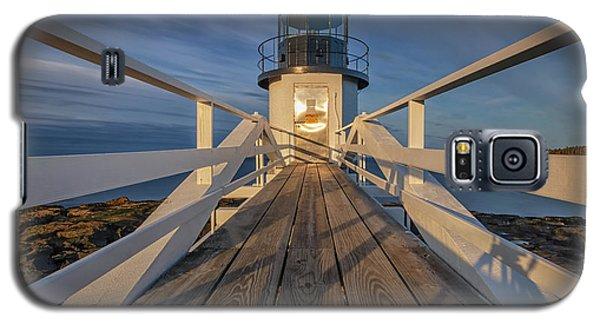 Marshall Point Lighthouse At Sunrise Galaxy S5 Case