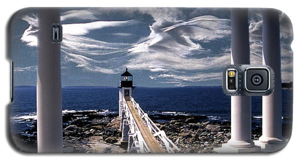 Marshall Point Lighthouse Maine Galaxy S5 Case