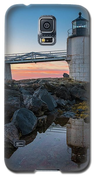 Marshall Point Reflection At Sunrise Galaxy S5 Case