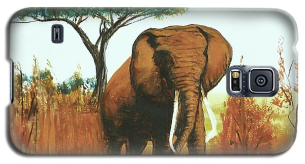Marsha's Elephant Galaxy S5 Case